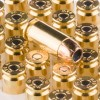 View of Federal .40 S&W ammo rounds