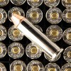 Close up of the 125gr on the 250 Rounds of 125gr JHP .357 Mag Ammo by Hornady