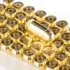 Close up of the 230gr on the 1000 Rounds of 230gr FMJ .45 ACP Ammo by Fiocchi