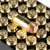 Close up of the 180gr on the 50 Rounds of 180gr FMJ .40 S&W Ammo by Fiocchi
