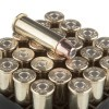 View of Hornady .38 Spl ammo rounds
