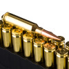 Close up of the 140gr on the 20 Rounds of 140gr OTM BT 6.5 Creedmoor Ammo by Barnes