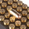View of Magtech .380 ACP ammo rounds