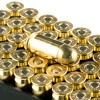 Close up of the 230gr on the 50 Rounds of 230gr MC .45 ACP Ammo by Remington