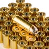 View of Federal .44 Mag ammo rounds
