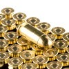 Close up of the 230gr on the 1000 Rounds of 230gr MC .45 ACP Ammo by Remington