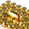View of Winchester .45 ACP ammo rounds