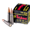 Image of 640 Rounds of 122gr HP 7.62x39mm Ammo by Tula in Metal Container