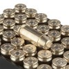Close up of the 165gr on the 50 Rounds of 165gr MC .40 S&W Ammo by Remington