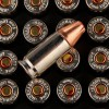 Image of 50 Rounds of 135gr JHP 9mm Ammo by Hornady