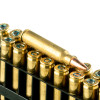 Close up of the 62gr on the 20 Rounds of 62gr Fusion .223 Ammo by Federal