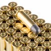 Close up of the 158gr on the 50 Rounds of 158gr LRN .38 Spl Ammo by Prvi Partizan