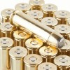 View of Winchester .357 Mag ammo rounds