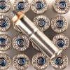 Close up of the 180gr on the 20 Rounds of 180gr JHP .357 Mag Ammo by Federal
