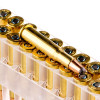 Close up of the 170gr on the 20 Rounds of 170gr SP 30-30 Win Ammo by Federal