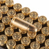 Close up of the 115gr on the 50 Rounds of 115gr FMJ 9mm Ammo by MAXXTech