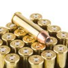 View of Hornady .357 Mag ammo rounds