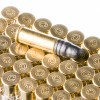 Close up of the 40gr on the 50 Rounds of 40gr LRN .22 LR Standard Velocity Ammo by CCI