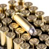 Close up of the 158gr on the 1000 Rounds of 158gr LSWC .357 Mag Ammo by Magtech