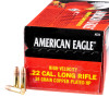 Image of 40 Rounds of 38gr CPHP .22 LR Ammo by Federal