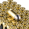Close up of the 95gr on the 50 Rounds of 95gr LRN .380 ACP Ammo by Magtech