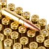 View of Remington .300 AAC Blackout ammo rounds