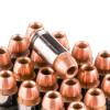 View of Gorilla Ammunition .45 ACP ammo rounds