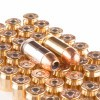 Close up of the 230gr on the 120 Rounds of 230gr JHP .45 ACP Ammo by Federal
