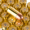 Close up of the 230gr on the 1000 Rounds of 230gr FMJ .45 ACP Ammo by Federal
