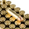 Close up of the 125gr on the 1000 Rounds of 125gr FMC .38 Spl Ammo by Magtech