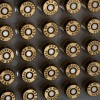 Close up of the 180gr on the 50 Rounds of 180gr JHP .40 S&W Ammo by Federal