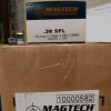 Image of 1000 Rounds of 158gr LRN .38 Spl Ammo by Magtech