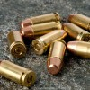 View of M.B.I. .40 S&W ammo rounds
