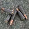 View of Tula 7.62x39mm ammo rounds