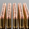 Close up of the 180gr on the 500  Rounds of 180gr JHP .40 S&W Ammo by Winchester