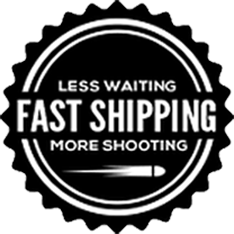 Fast Shipping - Less Waiting More Shooting
